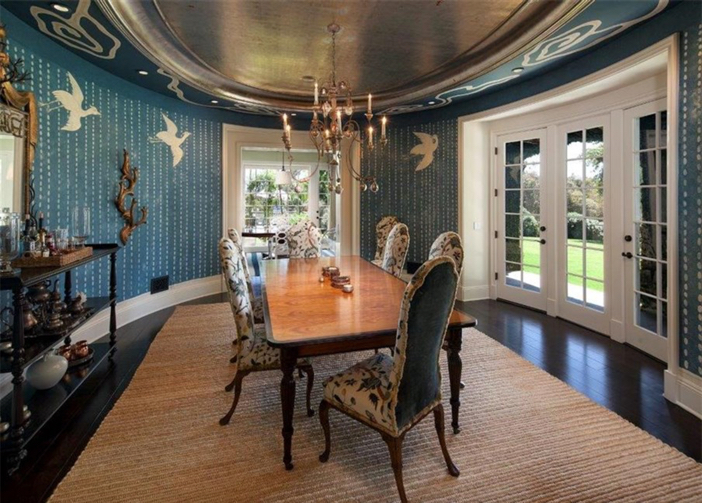 $21.9 Million Traditional Mansion in Pacific Palisades California 6