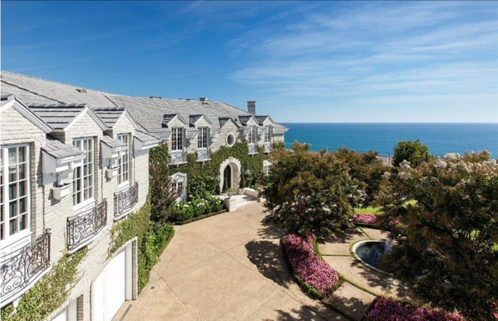 $21.9 Million Traditional Mansion in Pacific Palisades California