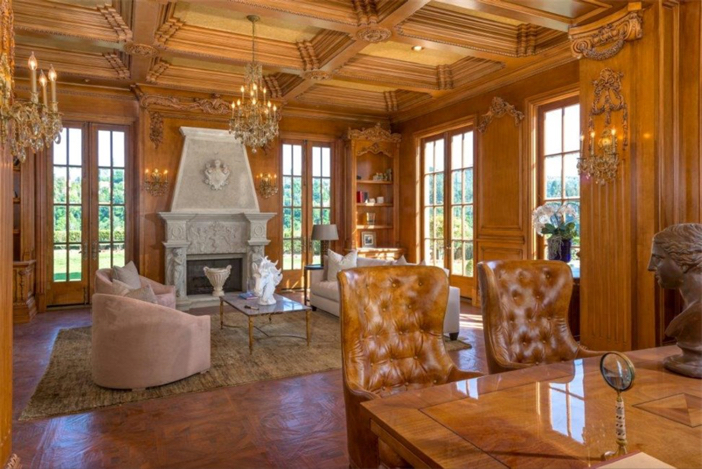 $37.5 Million Timeless French Chateau in Beverly Hills California 10