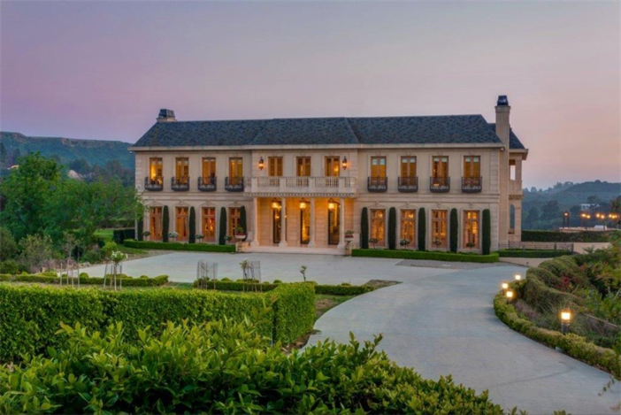 $37.5 Million Timeless French Chateau in Beverly Hills California 2