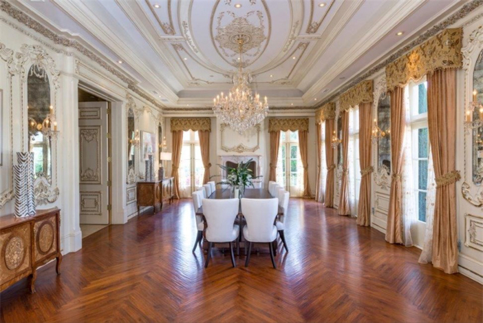 $37.5 Million Timeless French Chateau in Beverly Hills California 6