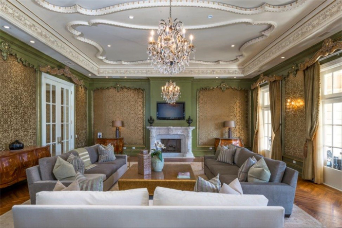 $37.5 Million Timeless French Chateau in Beverly Hills California 7
