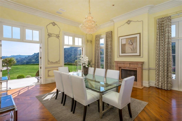 $37.5 Million Timeless French Chateau in Beverly Hills California 9