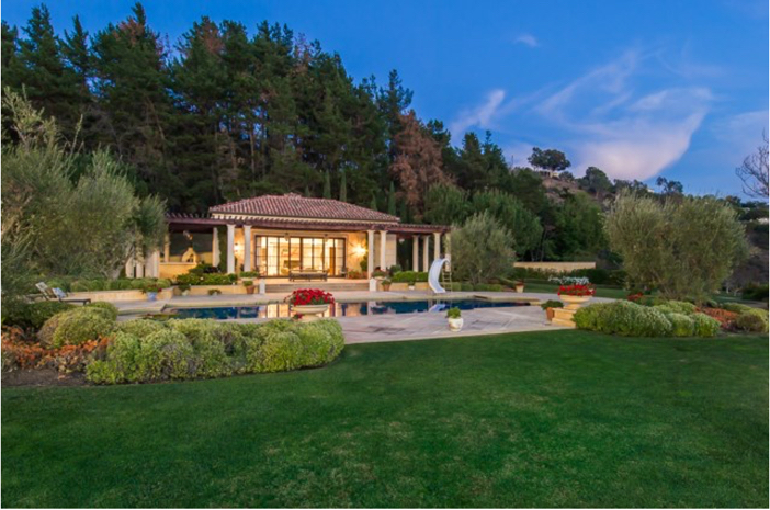 $37.9 Million Stunning Mansion in Beverly Hills California 10