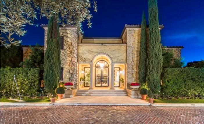 $37.9 Million Stunning Mansion in Beverly Hills California 3