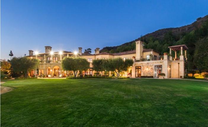 $37.9 Million Stunning Mansion in Beverly Hills California 9