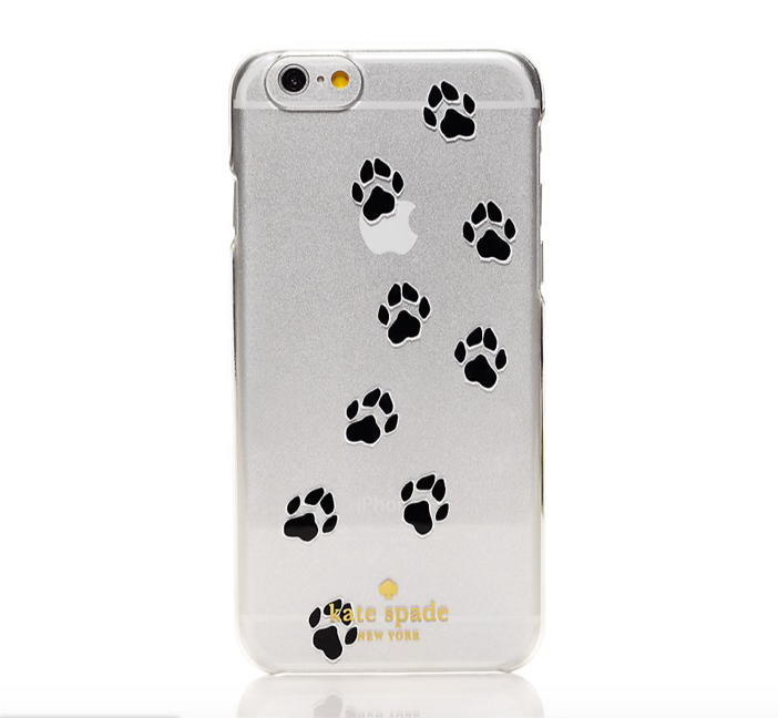 Kate Spade New York Paw Print iPhone 6 Case 4