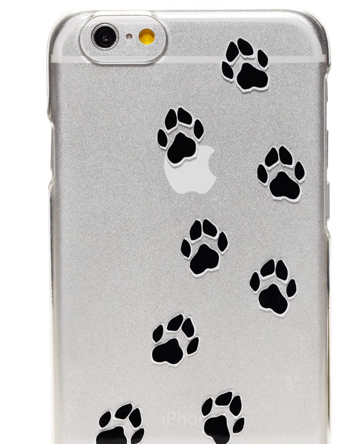 Kate Spade New York Paw Print iPhone 6 Case