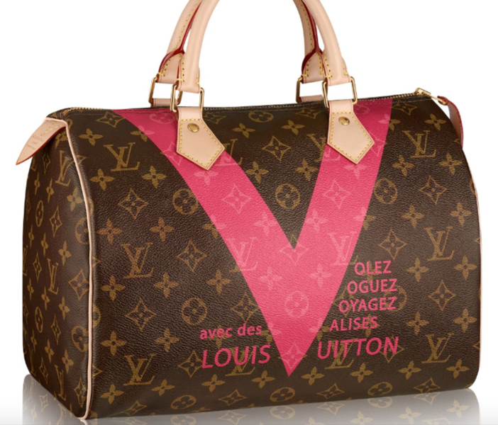 Louis Vuitton Speedy 30 Monogram V