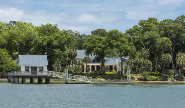 $12.5 Million Paula Deen Riverbend Estate in Savannah Georgia 17