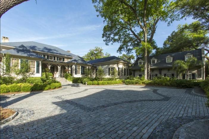 $12.5 Million Paula Deen Riverbend Estate in Savannah Georgia 5