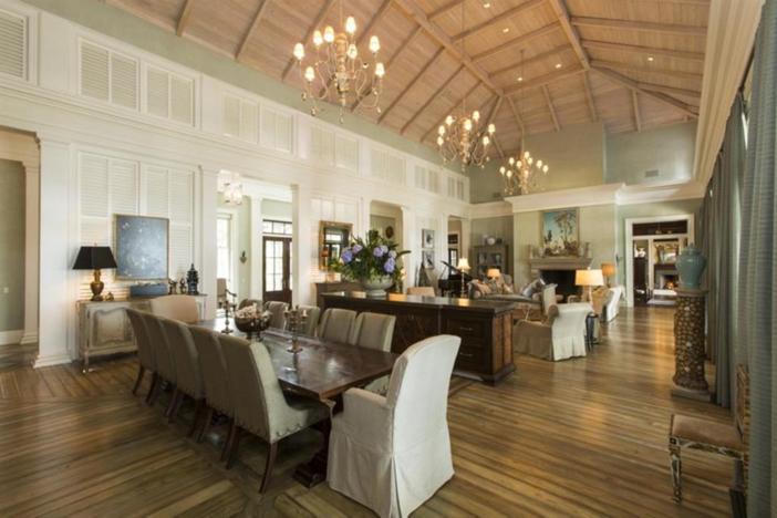 $12.5 Million Paula Deen Riverbend Estate in Savannah Georgia 7