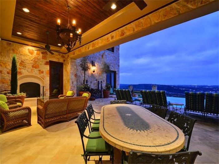 $12.9 Million Spanish Mansion in Austin Texas 10