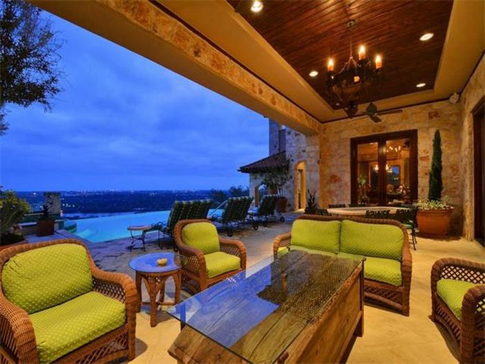 $12.9 Million Spanish Mansion in Austin Texas 11