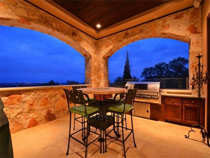 $12.9 Million Spanish Mansion in Austin Texas 12