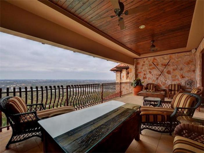 $12.9 Million Spanish Mansion in Austin Texas 15