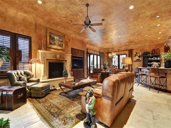 $12.9 Million Spanish Mansion in Austin Texas 16