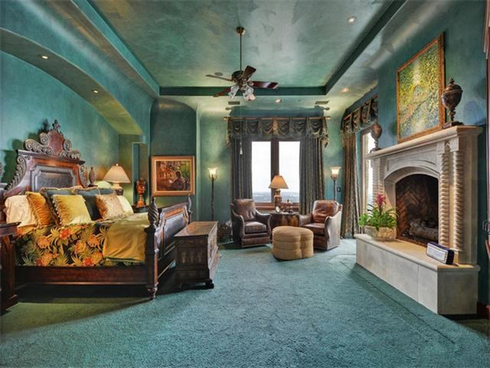 $12.9 Million Spanish Mansion in Austin Texas 22