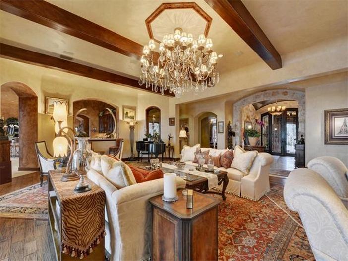 $12.9 Million Spanish Mansion in Austin Texas 7