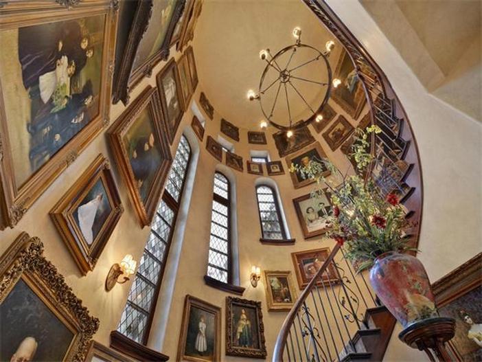 $12.9 Million Spanish Mansion in Austin Texas 8