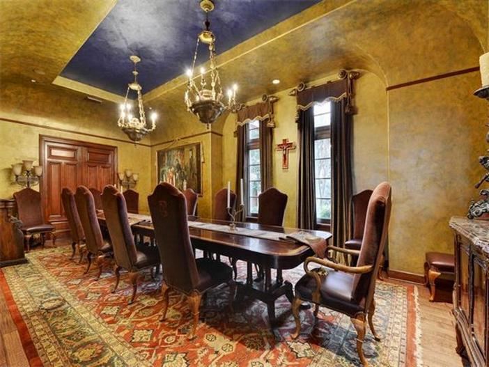 $12.9 Million Spanish Mansion in Austin Texas 9