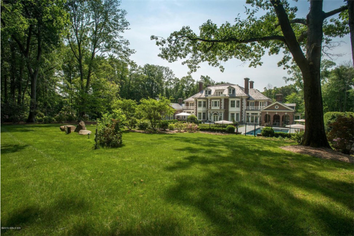 $13.8 Million Stately Brick Georgian Mansion in Greenwich Connecticut 19