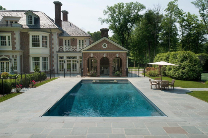 $13.8 Million Stately Brick Georgian Mansion in Greenwich Connecticut 21