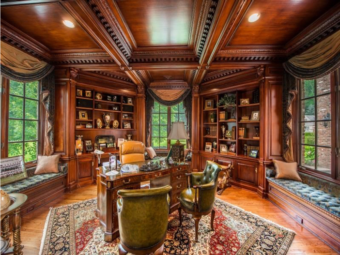 $14.9 Million Georgian Mansion in Saddle River New Jersey 12