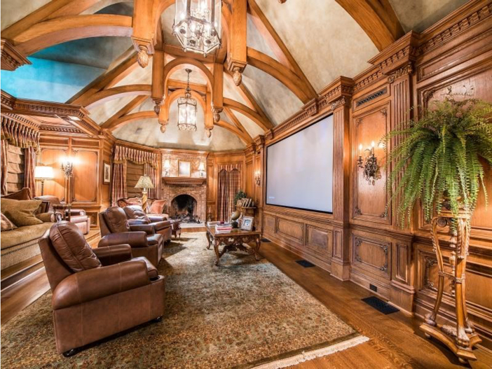 $14.9 Million Georgian Mansion in Saddle River New Jersey 15