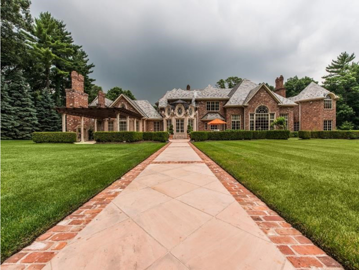$14.9 Million Georgian Mansion in Saddle River New Jersey 17