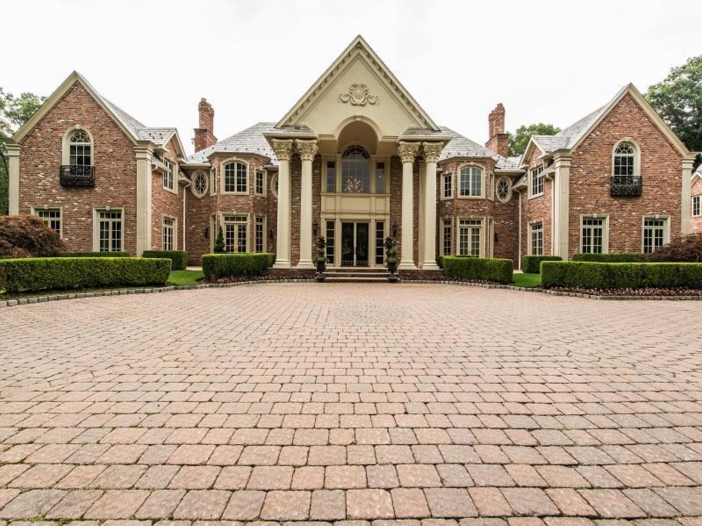 $14.9 Million Georgian Mansion in Saddle River New Jersey 2