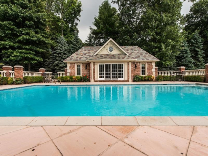 $14.9 Million Georgian Mansion in Saddle River New Jersey 20