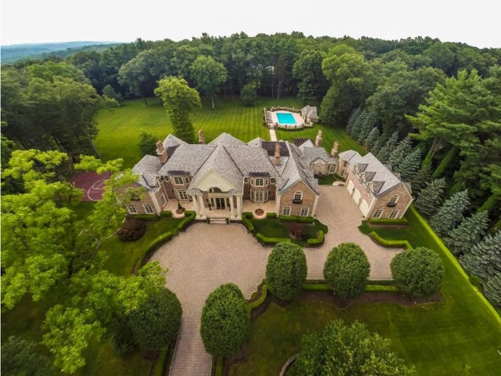 $14.9 Million Georgian Mansion in Saddle River New Jersey 21