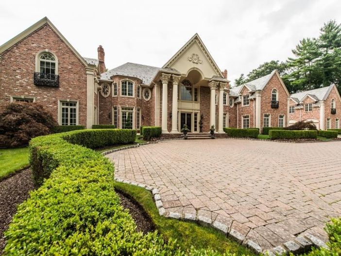 $14.9 Million Georgian Mansion in Saddle River New Jersey 4
