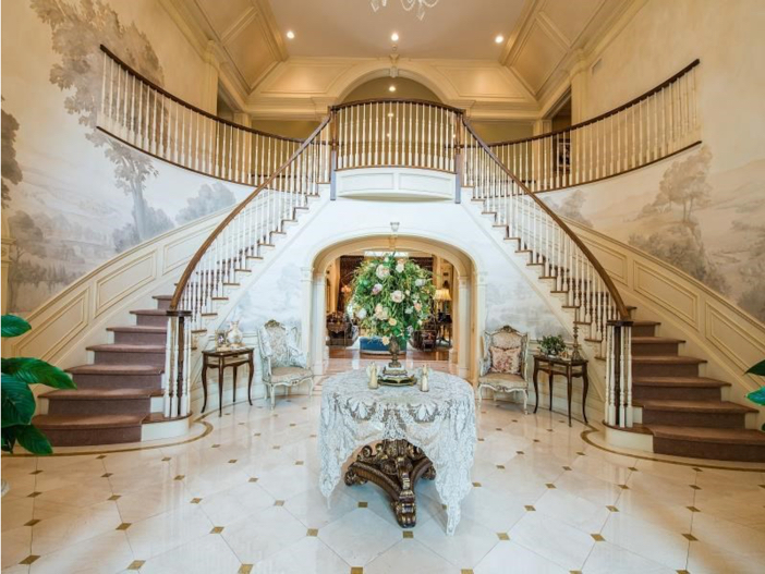 $14.9 Million Georgian Mansion in Saddle River New Jersey 5