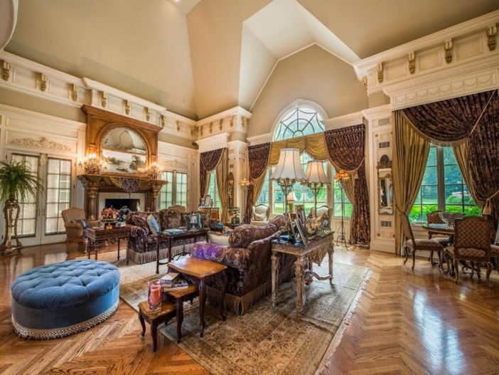 $14.9 Million Georgian Mansion in Saddle River New Jersey 7