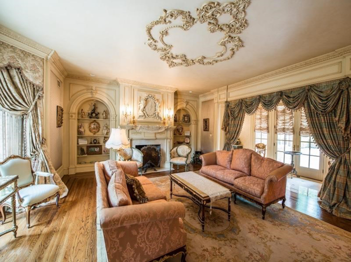 $14.9 Million Georgian Mansion in Saddle River New Jersey 8