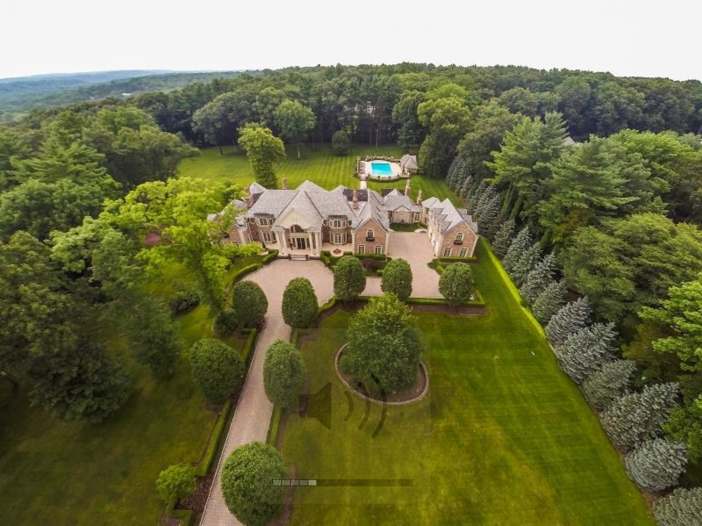 $14.9 Million Georgian Mansion in Saddle River New Jersey