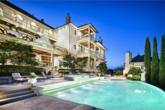 $16.9 Million French Country Estate in Austin Texas 6