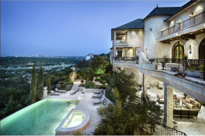 $16.9 Million French Country Estate in Austin Texas
