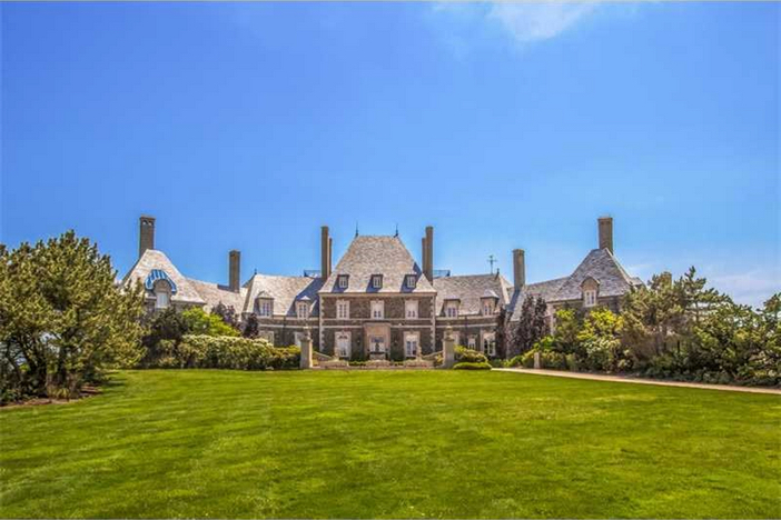 estate of the day 19 million seafair mansion in newport