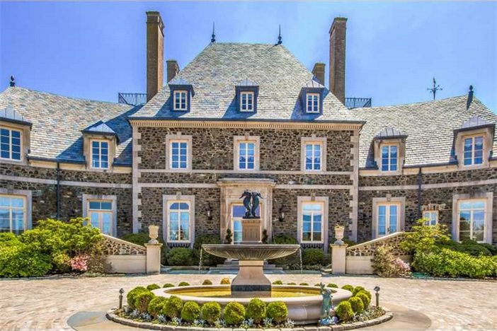 Estate of the day 19 million seafair mansion in newport for Rhode island home builders