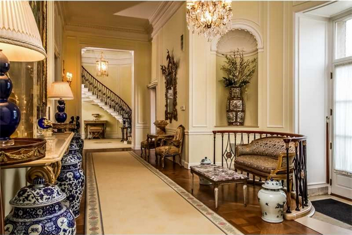 Estate of the day 19 million seafair mansion in newport rhode island for Rhode island interior designers
