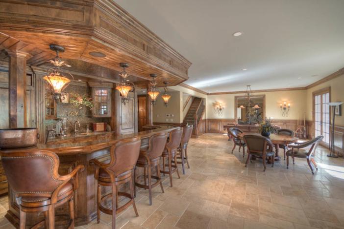 $3.9 Million Stone Manor in Saint Charles Illinois 14