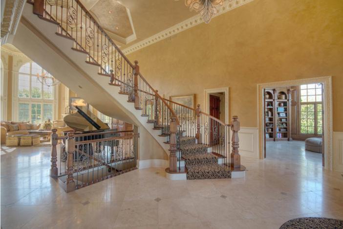 $3.9 Million Stone Manor in Saint Charles Illinois 2
