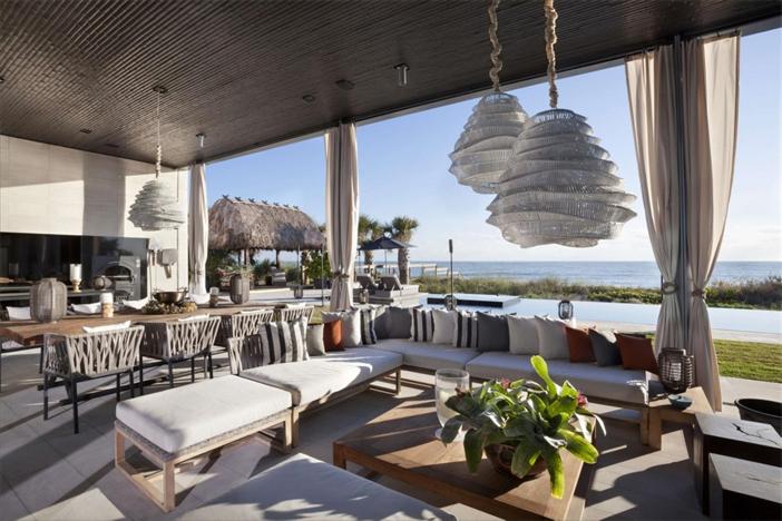 $35 Million Modern Oceanfront Mansion in Vero Beach Florida 12