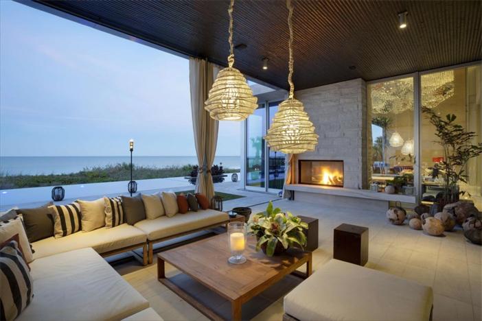 $35 Million Modern Oceanfront Mansion in Vero Beach Florida 14