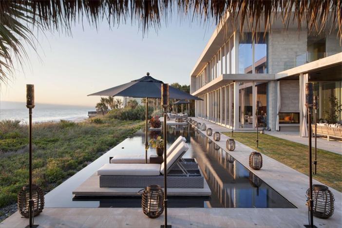 $35 Million Modern Oceanfront Mansion in Vero Beach Florida 2