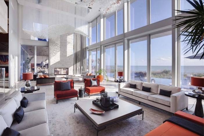 $35 Million Modern Oceanfront Mansion in Vero Beach Florida 4