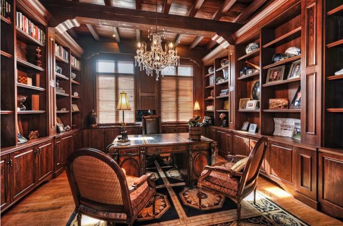 $4.9 Million Mediterranean Villa in North Carolina 10